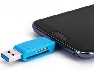 celular memoria lector