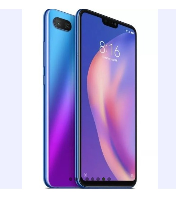 Celular Mi 8 Lite Xaiomi Android Global 100% Original - R$ 1.339 ...