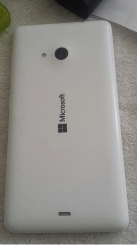 celular microsoft 535 en caja