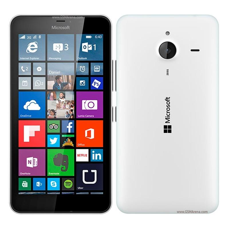 4d2df361b0a Celular Microsoft Lumia 640 Xl Blanco - $ 2.989,99 en Mercado Libre