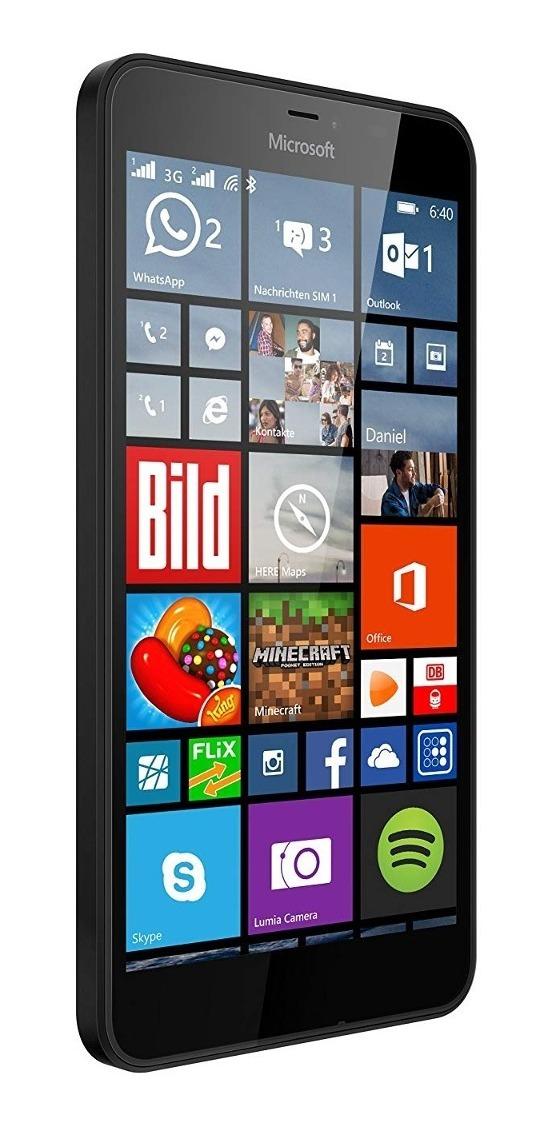 14c7bd1c1d4 Celular Microsoft Lumia 640 Xl Liberado - $ 2,371.00 en Mercado Libre