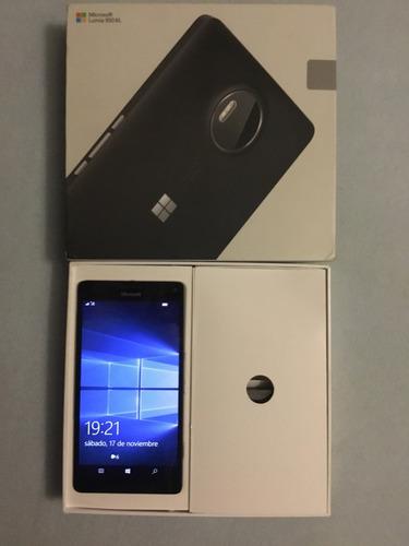celular microsoft, nokia, lumia 950xl dual sim