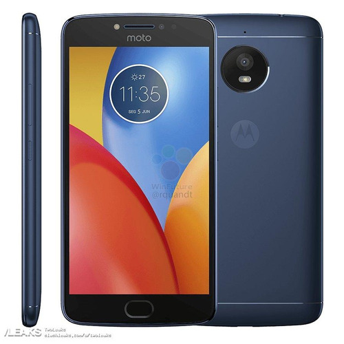 celular moto e4 plus azul 2ram/16g + 13mp