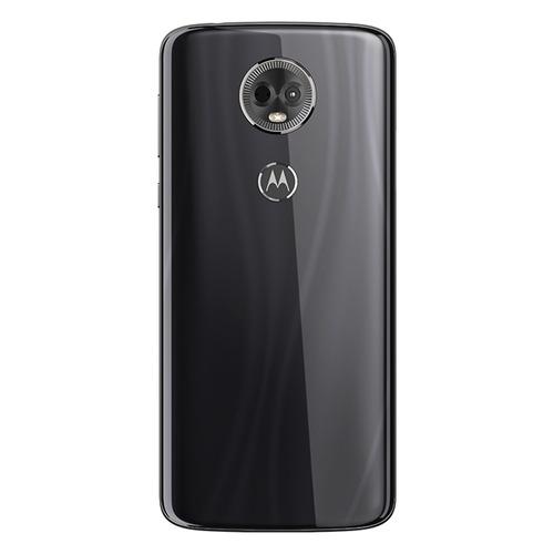celular moto e5 plus grafite 16gb câm 12mpx tela 6'' 4g