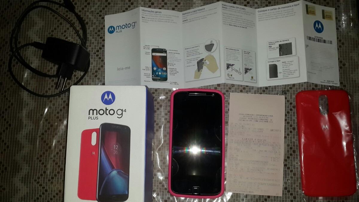 1e6427cc5a9 Celular Moto G 4 Plus Liberado Usado - $ 5.900,00 en Mercado Libre