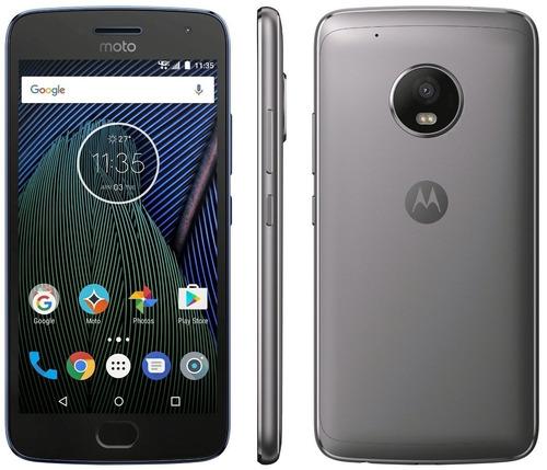 celular moto g5 16gb 3gb ram+ película+ capinha+ novo+ nf-e