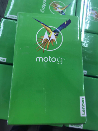 celular moto g5 16gb dual 13mp100% original +capa+ pelicula