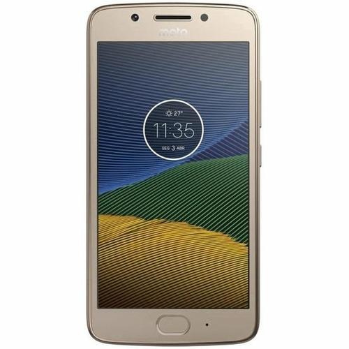 celular moto g5 5  13 mp dual chip 16gb 4g novo (original)