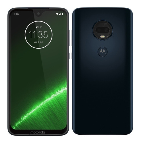 celular moto g7 plus 64gb + 4gb ram solo at&t nuevo sellado