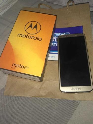 celular motoe5play