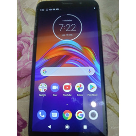 Celular Motorola E6 Play (no  Levanta Sen~al)