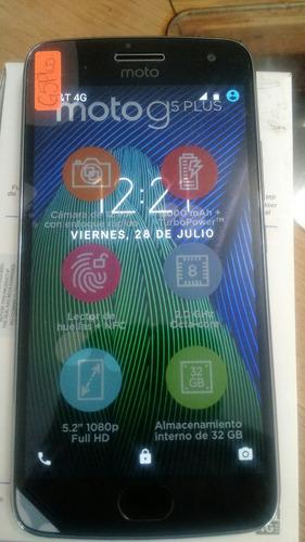 celular motorola g5plus 32gb 2.0ghz octacore