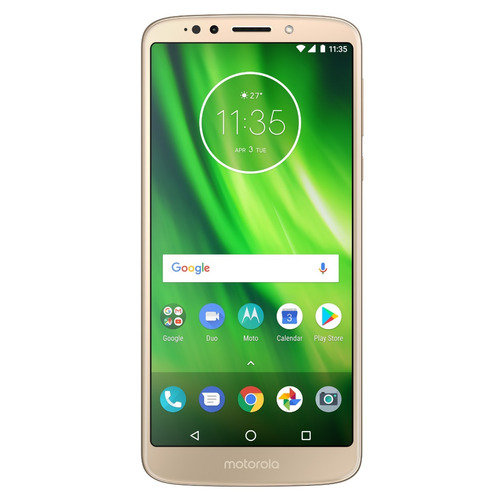 celular motorola g6 play 3gb 32gb desbloqueado selfie flash