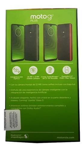 celular motorola g7 plus indigo 64gb 4gb ram xt1965