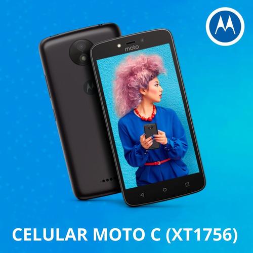 celular motorola moto c 4g 8gb android 7 gtia oficial full 6