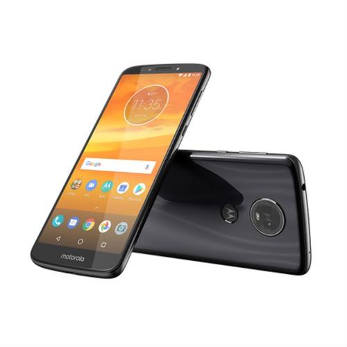 celular motorola moto e5 plus 16gb android 8.0 grafite