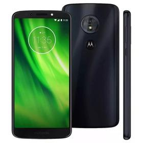 Celular Motorola Moto G6 Play 4g 32gb/3gb C/biometria + Capa