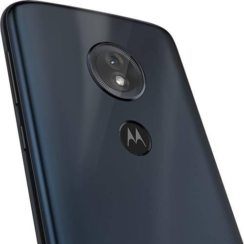 74f8409ee Celular Motorola Moto G6 Play Índigo Android 8.0 32gb 4g - R  999