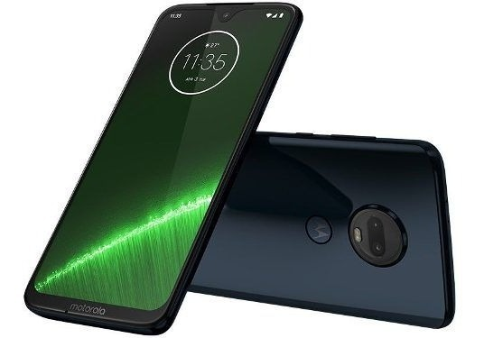 2ce50fd8f7 Celular Motorola Moto G7 Plus Xt1965 Dual 64gb Android 9 - R$ 1.599 ...
