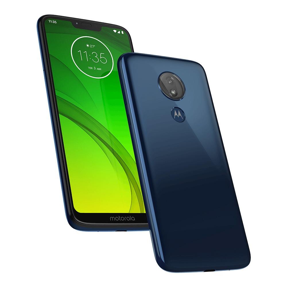 459736d0a8 Celular Motorola Moto G7 Power 32gb 3ram - Azul Marinho - R$ 1.149 ...