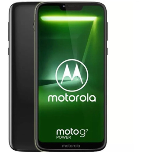 celular motorola moto g7 power 32gb ram 3gb liberado