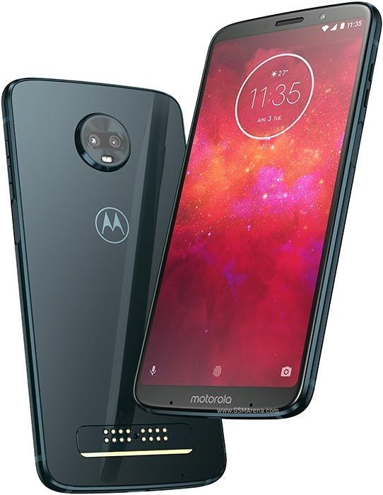 5899faadba7 Celular Motorola Moto Z3 Play 64gb 4gb Deep Indigo Fact. A ...