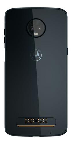 celular motorola moto z3 play 64gb dual android8.1 índigo