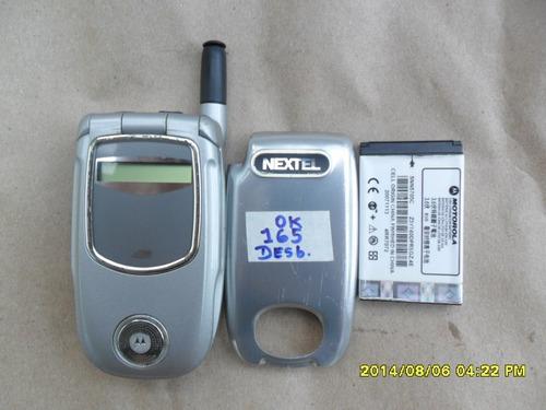 celular motorola nextel i730 desbloqueado