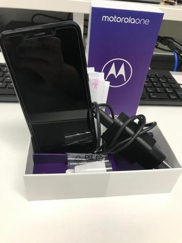 celular motorola one 64 gb