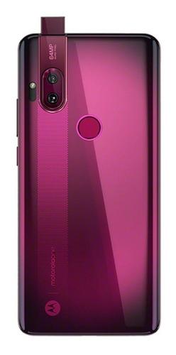 celular motorola one hyper 128gb 4gb 1tb huella garantia 18c