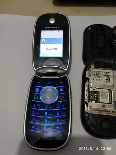 celular motorola pebl u3 colecionadores