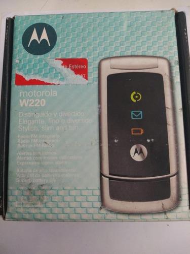 celular motorola w375 - com carregador original- funcionando
