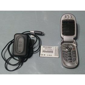 Celular Motorola W555 P/movistar Antiguo Leer
