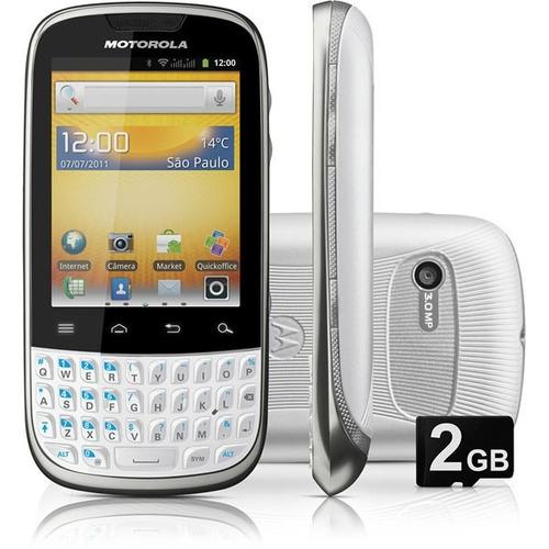 celular motorola xt317 nacional!nf+fone+cabo+2gb+garantia!
