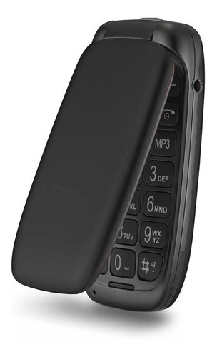 celular multilaser flip up dual chip tela 1,8 mp3 - p9022