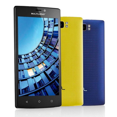 celular multilaser ms60 colors 4g 16gb android 5.1 quad core