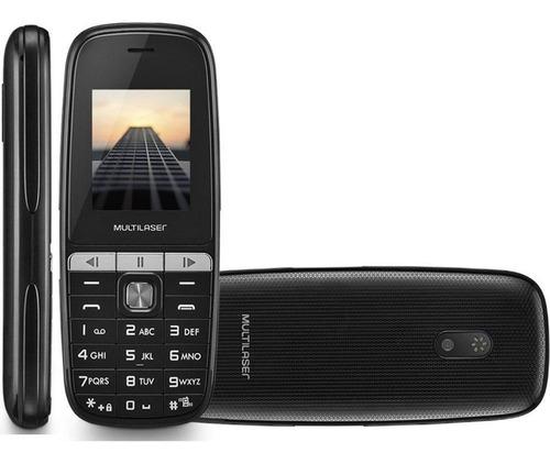 celular multilaser p9076 dual chip mp3 com câmera 2g