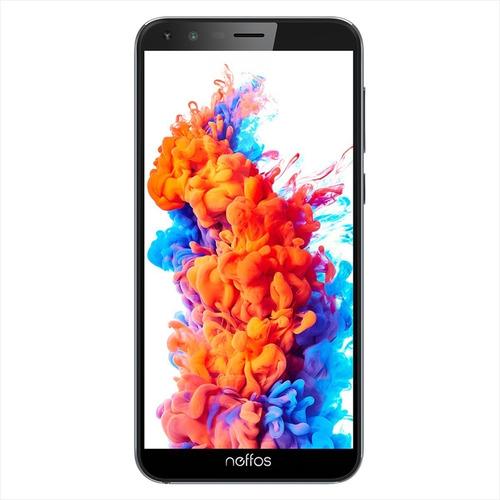celular neffos c5 plus 5.34'', dual sim, 16gb/1gb, quad-core