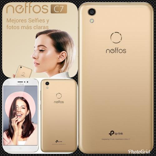 celular neffos c7