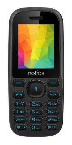 celular neffos n105 dual sim cámara radio fm linterna