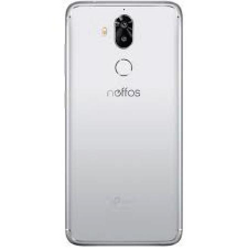 celular neffos x9, 32gb memoria 3gb, plateado + obsequio