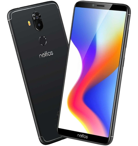 celular neffos x9 hd+ 3gb 32gb quad core 13mpx android 8. /v