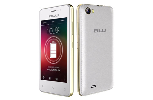 celular neo energy mini blu pantalla 4 quad core android 5.1