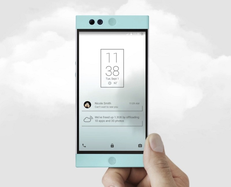 celular nextbit robin lan u00e7amento novo - original