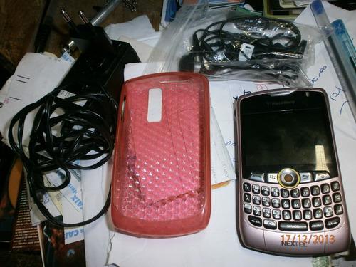 celular nextel blackberry curve 8350i rosa confor,me fotos