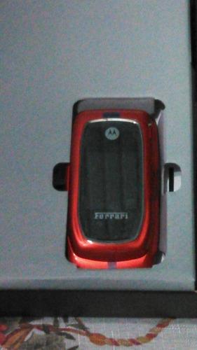 celular nextel edicion limitada ferrari i897 nuevo en caja