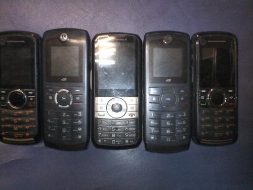 celular nextel equipo libre i295 i299 i419 prepagos negros