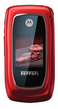 celular nextel ferrari i897