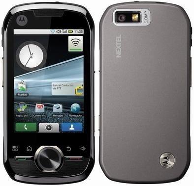 celular nextel i1 en caja completo internet wifii camara mp3