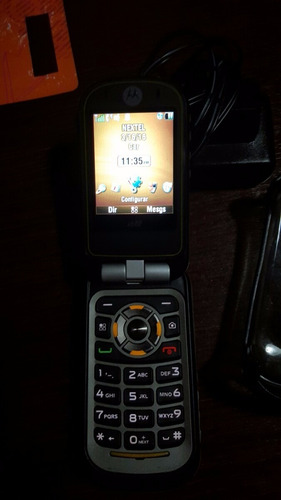 celular nextel i686 i680 brute de goma todo terreno libre
